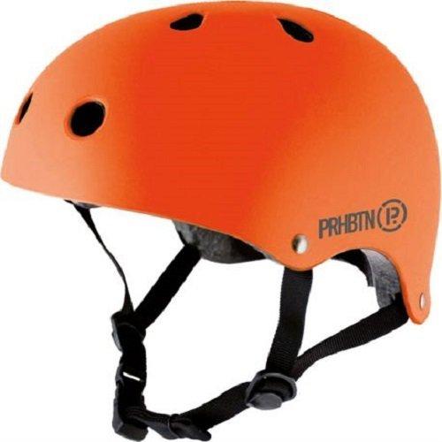 新到着 禁止スケートボードヘルメット - - B01F7C8SJA マットオレンジ B01F7C8SJA, 【オンラインショップ】:45c80935 --- a0267596.xsph.ru