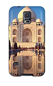9523601K14493191 Case Cover Protector Specially Made For Galaxy S5 Taj Mahal Agra India Hd