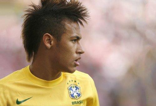 Neymar Da Silva Brazil Soccer Football Limited Print Photo Poster 16x20 #4
