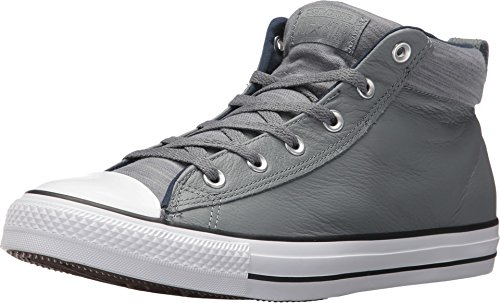 Converse Chuck Taylor All Star Street Mid Adult Unisex Cool Grey/Midnight Navy (8.5 D US')]()