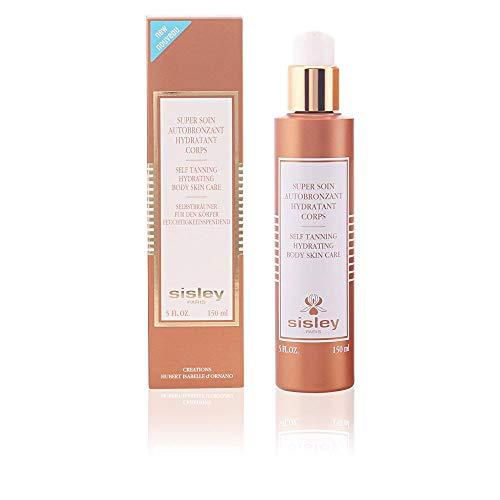 Sisley Self Tanning Hydrating Body Skin Care Cream for Unisex, 0.76 Pound