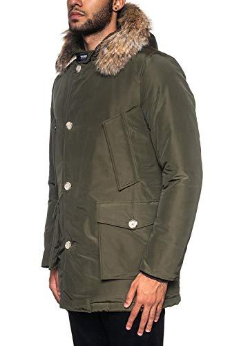 Vert Femme Wocps1674 coat Xs Woolrich vqFwzTaxRU