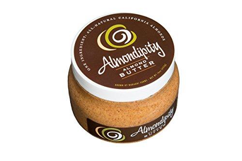 Almondipity One-Ingredient Almond Butter 16 oz