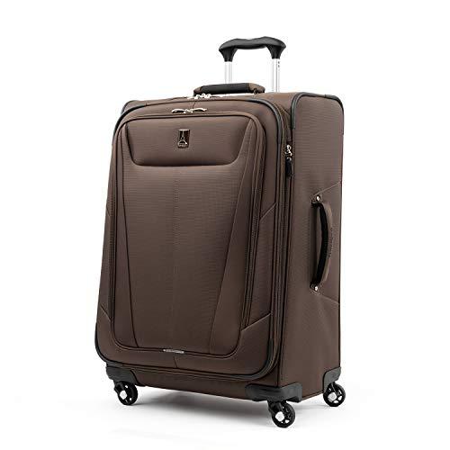 Travelpro Luggage Maxlite 5 Lightweight Expandable Suitcase, Mocha
