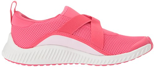 adidas Girls' Fortarun, Chalk Blue/Aero Pink/White, 10.5 M US Little Kid by adidas (Image #7)