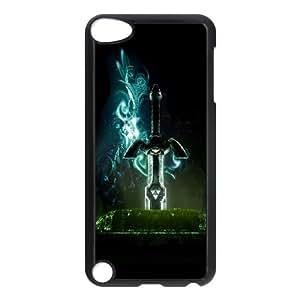 The Legend Of Zelda Ipod Touch 5 Case Black 218y-037278