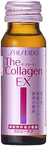 Shiseido The collagen EX <drink> V (50mL ~ 10 pieces)