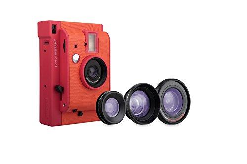 Lomography Lomo'Instant Marrakesh + 3 Lenses – Instant Film Camera