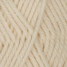 Patons Classic Wool Yarn (00201) Winter White
