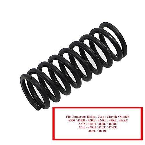 Cosmoska Transmission 3-4 Accumulator Spring For Dodge Chrysler Jeep Dakota Durango 1996-2003 Ram & Van 1996-2008 Grand Cherokee Laredo 1996-2004 A500 A518 A618 42RE 42RH 46RE 47RE 48RE ()