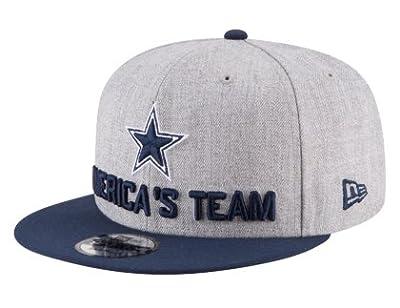 Dallas Cowboys New Era 2018 Draft Mens 9Fifty Cap from New Era