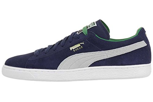Puma Suede Classic RTB Leather Sneaker Men Trainers Navy 356850 08