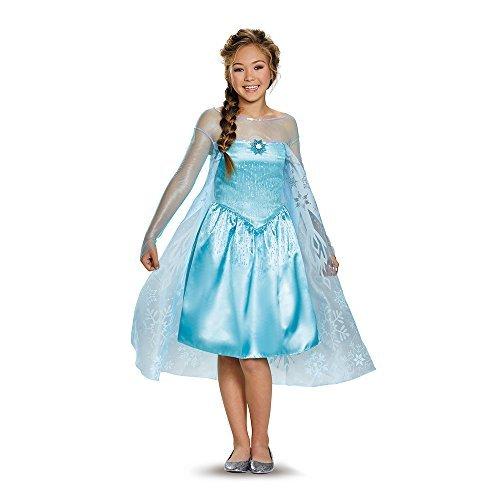 Disguise Elsa Tween Costume, Large (10-12) by Disguise (Tween Elsa Costume)