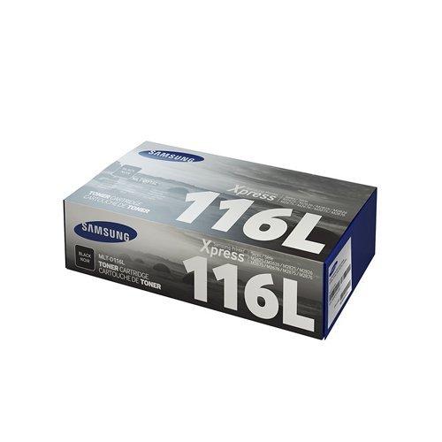 - Samsung MLT-D116L High Yield, black, toner cartridge