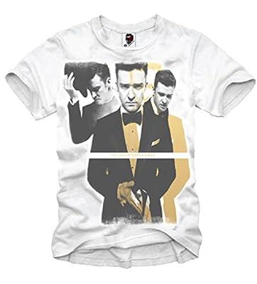 E1syndicate Mens T-shirt Justin Timberlake Tour Concert S/m/l/xl