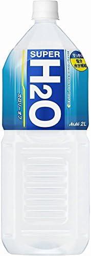 アサヒ スーパーH2O 2L × 6本