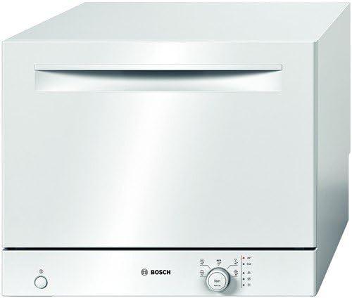 Bosch SKS50E02EU - Lavavajillas pequeño (A+ B, 7,5 litros, 0,62 ...