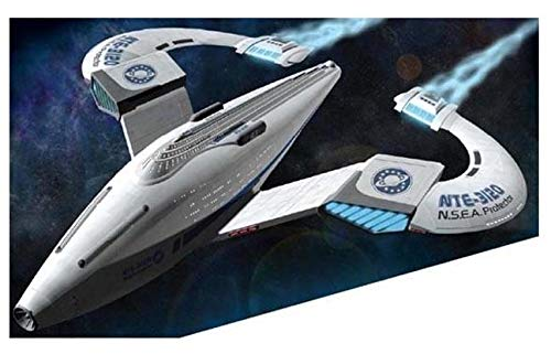 Galaxy Quest Prebuilt N.S.E.A. PROTECTOR Preassembled Model Ship NEW Movie NSEA 1/1400 from Galaxy Quest
