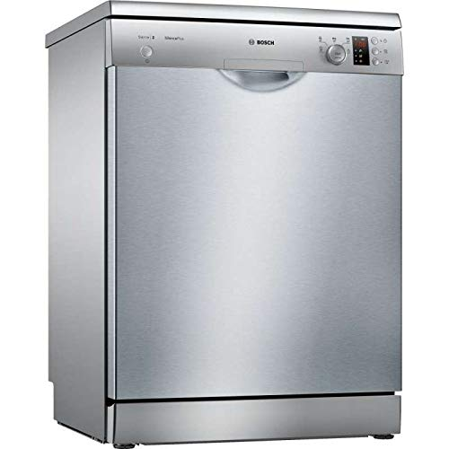 Bosch Serie 2 SMS25DI05E lavavajilla Independiente 13 cubiertos A ...