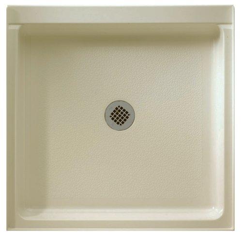 UPC 671037272519, Swanstone R-4236-037 42-Inch by 36-Inch by 5-1/2-Inch Single Threshold Shower Floor, Bone Finish