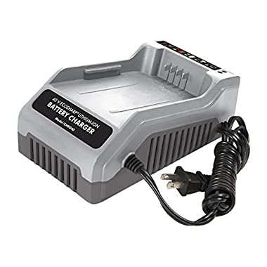 Snow Joe + Sun Joe iCHRG40 iON 40 V EcoSharp Lithium-Ion Charger
