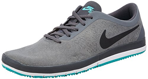 Calzado Nike Free Sb Nano patín - dark grey light retro white