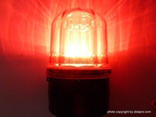 Blinking Red Led Light - 8