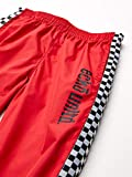 Ecko Boys' Toddler Checker Track Suit Set, Red, 3T