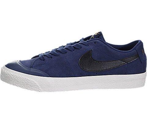Nike Suede Blazer - Nike SB Blazer Zoom Low XT Sneakers Binary Blue/Black Mens 10.5