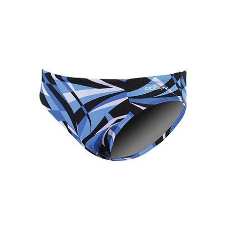 (Dolfin Viper Reliance Racer Male Red/White/Blue 30)