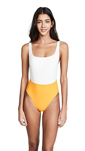 Kore Swim Women's Nyx Maillot, Amber, X-Small by Kore