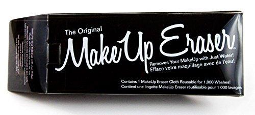 Makeup Eraser The Original Facial Exfoliator, Black