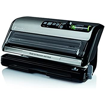 FoodSaver New FM5000 Series 2-in-1 Vacuum Sealing System Plus Starter Kit, FM5200