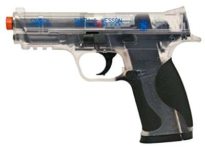 Soft Air Smith & Wesson M&P40 CO2 Gas Powered Airsoft Pistol