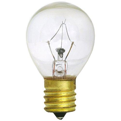 25W Lava Lamp Desk Light S type E17 25 watt S11 (120 Volt S11 Intermediate Base)