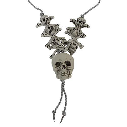 Largemouth Crossbone Necklace Costume