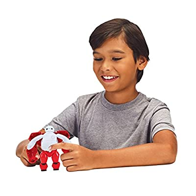 Big Hero 6 41285 Baymax and Car Toy: Toys & Games