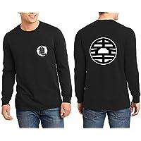 bf29318e6d535 OCPrintShirts Men s Long Sleeve T-Shirt Z Ball Kame Symbol Dragon Game S-5XL