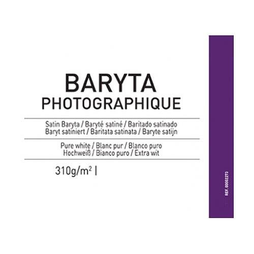 Canson Infinity Baryta Photographique Fine Art Photo Paper, Acid Free, Idea for Inkjet Portraits, 44 Inch x 50 Foot Roll, White