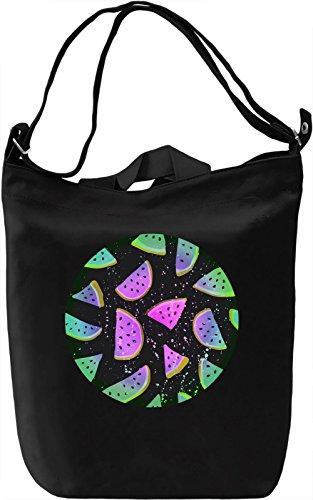 Colourful Watermelons Borsa Giornaliera Canvas Canvas Day Bag  100% Premium Cotton Canvas  DTG Printing 