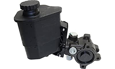 Power Steering Pump compatible with RAM 1500 02-07 New w/Reservoir