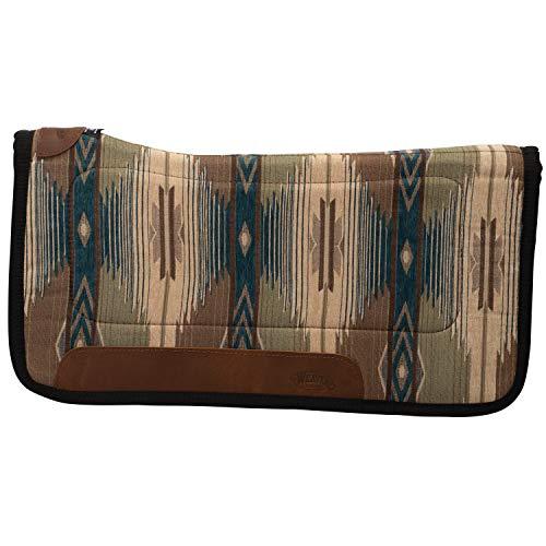 Weaver Leather GettaGrip All Purpose Contoured Saddle Pad