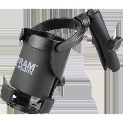 - RAM Mount RAM-B-417B-C-201U Level Cup XL with Long Arm