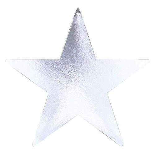 Silver Star Cutout   12