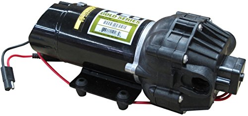 AG SOUTH 5275088 Waterproof 12 V 11 A 3.8 Gal 45 Psi Replacement Pump by AG