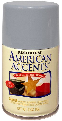 Rust Oleum 209678 American Accents Craft and Hobby Spray ...