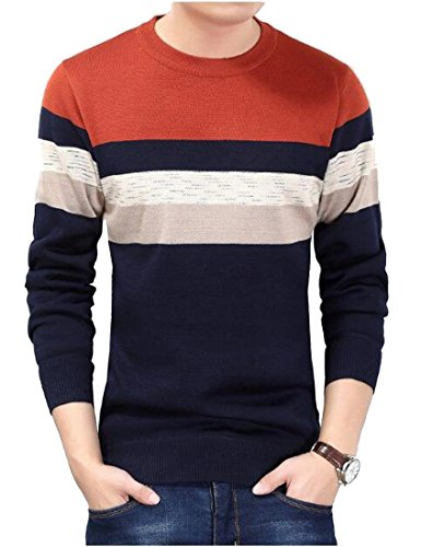 Rugby Quarter 4 sweater Mens amp;S M Zip sleeve amp;W Long Striped nzxtHwXv