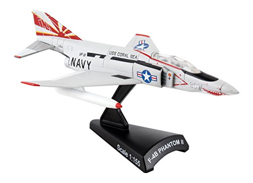 - Daron Worldwide Trading Postage Stamp F-4B Phantom II Sundowners Vehicle (1/155 Scale)