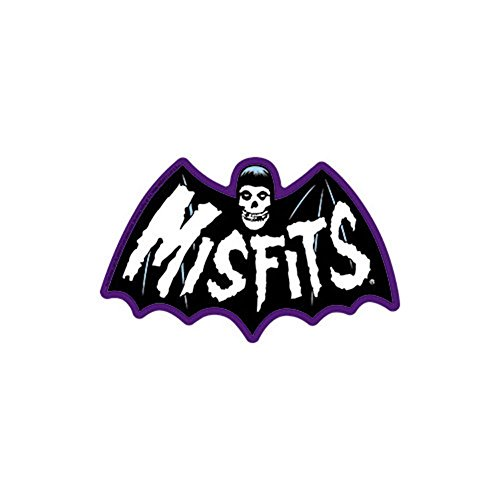 Price comparison product image Misfits Punk Rock Band Music Bumper Sticker / Decal by Superheroes Brand