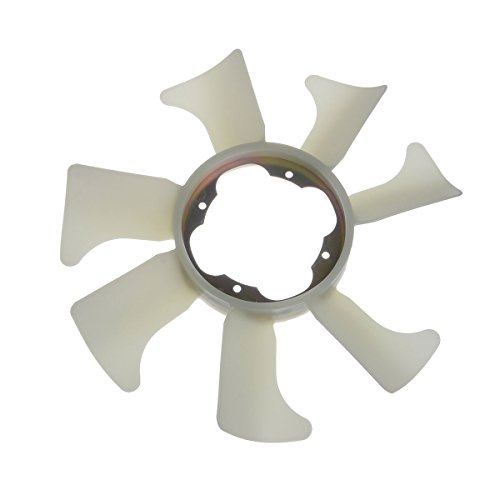 (A-Premium Engine Radiator Cooling Fan Blade for Nissan Frontier 1998-2008 D21 NP300 Pickup Xterra 2.4L 2106086G00 )